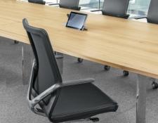 Girsberger Conferentietafel kantoor