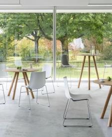 Girsberger Akio ronde tafels