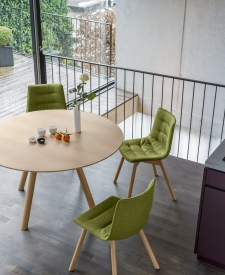 Girsberger Ronde tafel