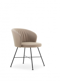 Biala 4poot stoel