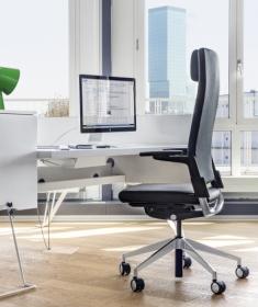 Luxe Camiro bureaustoel