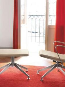 Girsberger Jack loungestoel
