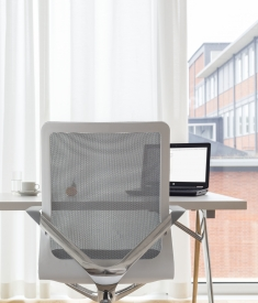 Girsberger Bureaustoel Netbespanning