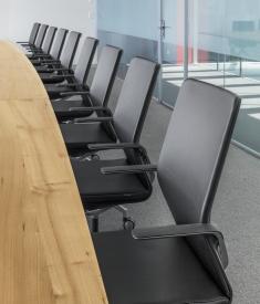 Girsberger Linq bureaustoelen