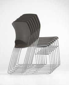 Pixo Stapelbare stoelen