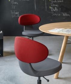 Bureaustoel Girsberger Simplex