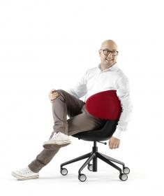 Bureaustoel Simplex Girsberger