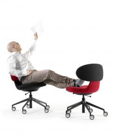 Girsberger Bureaustoel Simplex
