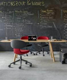 Girsberger Simplex bureaustoel