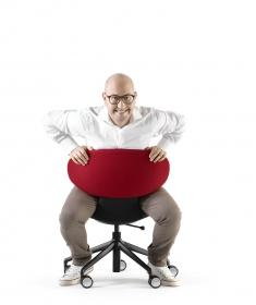 Simplex Bureaustoel Girsberger