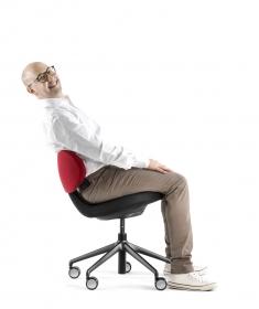 Simplex bureaustoel