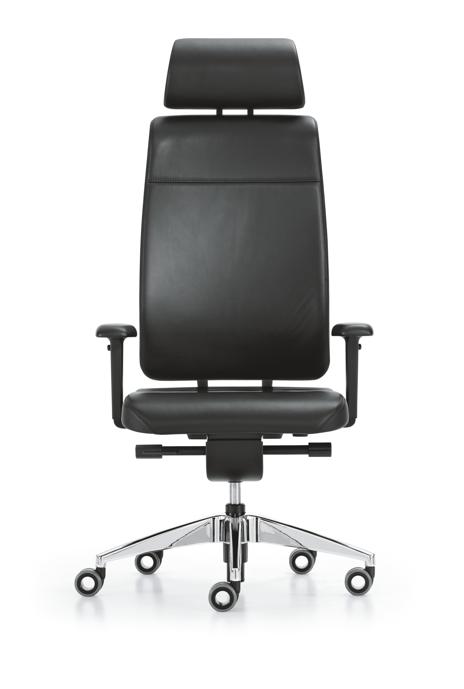 Leren Reflex Bureaustoel